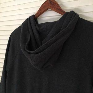 GAP Tops - Gap Maternity Hooded Zip-up Sweatshirt